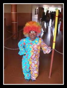 Midget Clown