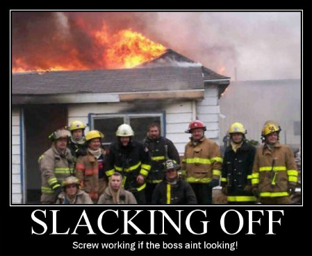 Slacking-Off