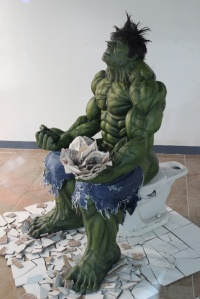 HULK Bathroom