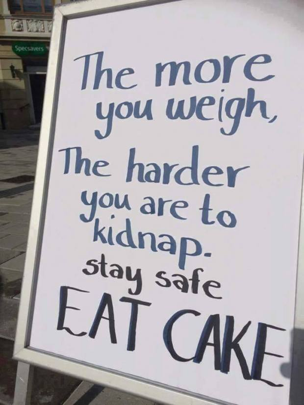 Eat Cake